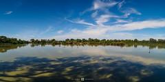Wetlands (Joel Bramley) Tags: wetlands panoramic water waterscape nature birds kyabram fauna park landscape