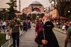 Ordinary people (guilhermelacerdaphoto) Tags: nikon nikond5300 turkey turquia istambul istanbul hagiasophia people pessoa muslim mosque retrato urban urbano