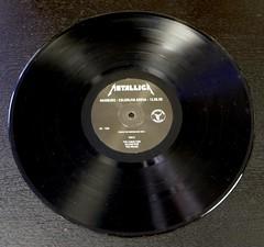 Metallica Hamburg Colorline Arena (vinylmeister) Tags: vinylrecords albumcoverphotos heavymetal thrashmetal deathmetal blackmetal vinyl schallplatte disque gramophone album