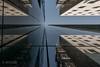 Close Encounters (ARTUS8) Tags: flickr spiegelung nikon1635mmf40 fassade linien modernearchitektur nikond800 lookingup reflection facade lines
