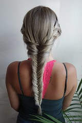 Highlight and braid by Sher