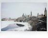 Parliament Hill, Ottawa (Howard Sandler (film photos)) Tags: parliament ottawa winter hazy instant instaxwide300