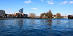 La Dérivation (Liège 2018) (LiveFromLiege) Tags: liège luik wallonie belgique architecture liege lüttich liegi lieja belgium europe city visitezliège visitliege urban belgien belgie belgio リエージュ льеж meuse pont bridge