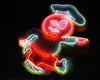 Speedee (avilon_music) Tags: speedee mascot mcdonalds fastfood burgers neon neonsigns nightneon logos animatedneonsigns signs markpeacockphotography e3 olympus retro mcdonaldssigns