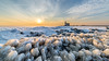 "Ice forms near ""het Paard van Marken"" (Lbfoot) Tags: ijs marken winter markermeer vuurtoren ijsformaties kou oostenwind ice lighthouse cold nikond600 samyang paardvanmarken"