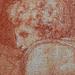 PRIMATICE - Jacob prenant la Main d'Isaac présenté par Rébecca (drawing, dessin, disegno-Louvre INV8512) - Detail 47