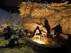 Belén en la Catedral de Valladolid (Iglesia en Valladolid) Tags: belen pesebre navidad belenismo belenista