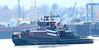 Tug Boat Capt Brian McAllister on Newark Bay (Tombo Pixels) Tags: elizabeth180622 tug boat captainbrianmcallister capt newarkbay fortschuyler nj newjersey twb1 elizabethwaterfront marciantejacksonmilletpark