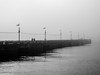 Six Flags (jadennyberg) Tags: vancouver pir pier northvancouver fog