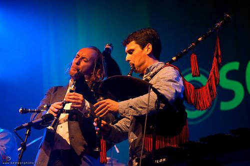 Oscar Ibáñez & Tribo
