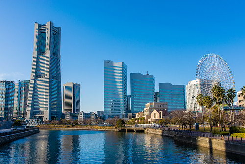 Minato Mirai 21 / 橫濱港區未來21
