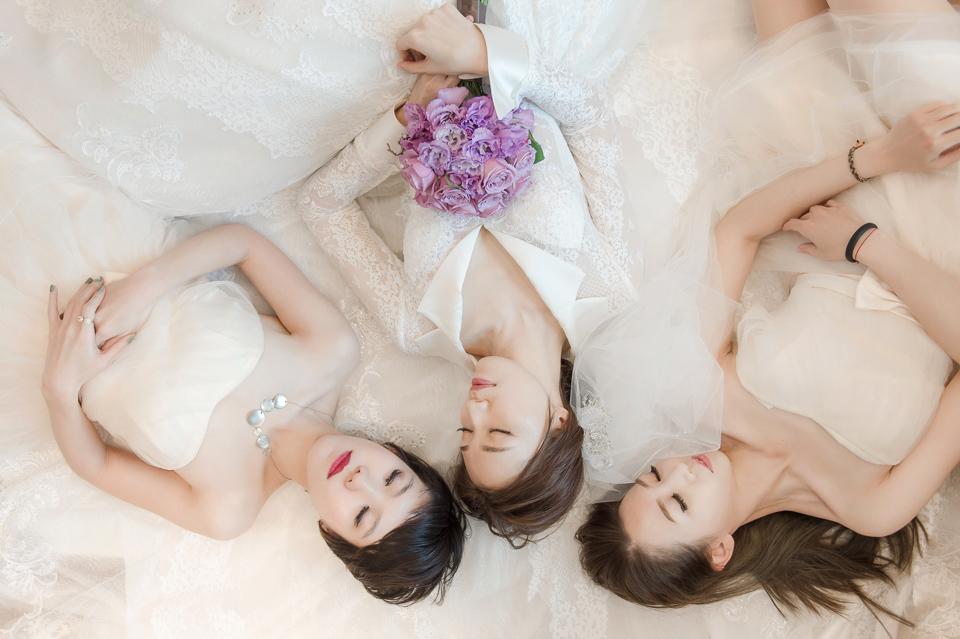 婚攝 高雄林皇宮 婚宴 時尚氣質新娘現身 S & R 101