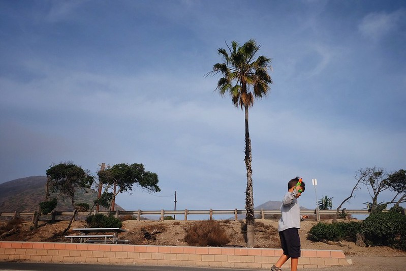 Blog Faria State Beach California