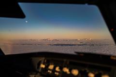 Diffraction (Jean Boris HAMON) Tags: a320 airbus aircraft canonnewfd50mmf14 colors corsica france inflight moon mountains snow sonya7rmkiii marignane provencealpescôtedazur fr fav10