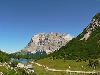 Seebensee 1,675m, Tirol - Austria (1110390)