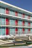 Gold Crest Motel. (stevenbley) Tags: wildwood wildwoodcrest northwildwood nj newjersey beach winter snow offseason hotel motel january shore jerseyshore midcentury goldcoast goldcoastmotel