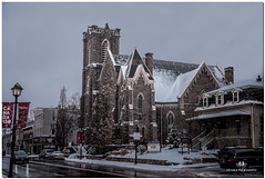 FEBRUARY 2018 NGM_7171_3813-2-222 (Nick and Karen Munroe) Tags: stpaulsunitedchurch stpaulsunited stpauls church arch architecture snow snowfall snowstorm snowy winter canada colour color colors colours brampton beautiful beauty brilliant nikon nickmunroe nickandkarenmunroe nikon2470f28 nickandkaren nick munroedesignsphotography munroedesigns munroephotography munroe karenick23 karenick karenandnickmunroe karenmunroe karenandnick karen ontario outdoors ontariocanada