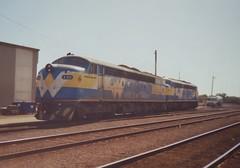S311 B61 Warrnambool (tommyg1994) Tags: west coast railway wcr emd b t x a s n class vline warrnambool geelong b61 b65 t369 x41 s300 s311 s302 b76 a71 pcp bz acz bs brs excursion train australia victoria freight fa pco pcj