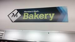 Member's Mark Bakery (Retail Retell) Tags: sams club southaven ms desoto county retail membership warehouse store remodel