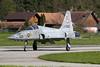 J-3025_F-5ETiger_SwissAF_Meiringen (Tony Osborne - Rotorfocus) Tags: northrop f5 f5e tiger swiss air force switzerland meiringen 2006 schweizer luftwaffe freedom fighter