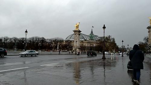 Paris no Inverno, Petit Palais