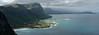 Makapu'u Panorama (Rodney Topor) Tags: hawaii oahu makapuu landscape coast panorama mountains xt2 xf50mmf2