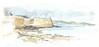 Port Louis, Lorient, Morbihan, France (Linda Vanysacker - Van den Mooter) Tags: portlouis lorient morbihan france watercolor watercolour visiblytalented vanysacker vandenmooter tekening sketch schets potlood pencil lindavanysackervandenmooter lindavandenmooter drawing dessin croquis crayon art aquarelle aquarell aquarel akvarell acuarela acquerello 2017