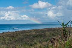 032 (notgnal) Tags: sonyalpha sonyphoto a6500 sonya7sii a7sii sonya7riii a7rm3 sel70200g sel55f18z sel28f20 sel18105g sel1635gm rokinon rokinon14mm photooftheday project365 365 365project tamron 150600mm rainbow northshore hawaii ocean