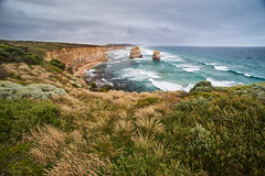 Twelve Apostles - Australia (silvia_mozzon) Tags: twelve apostles twelveapostles greatoceanroad great ocean road portcampbellnationalpark port campbell national park australia aussie victoria travel viaggio travelphotography nature natura sea seashore stones fields landscape waves clouds summer sony sonyalpha alpha7 holiday manualfocus canon fd 28mm mare oceano cielo spiaggia costa baia paesaggio bay coast