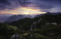 #002 Spirit of the mountain (Enrico Boggia | Photography) Tags: sassariente cugnasco cugnasogerra locarnese locarno ascona tramonto sunset enricoboggia 2017 valverzasca