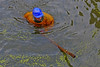 lock maintenance (Leo Reynolds) Tags: xleol30x leol30random panasonic lumix fz1000 people lock maintenance worker floater repairs refurbishment grouprustycrusty groupfz1000fanclub xx2018xx