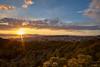 Warm sunset (Fabrizio Contu) Tags: sunset sky clouds cloudy landscape pano panoramic view trees city cagliari sardegna sardinia italia italy skyline fujifilm fujifilmxt10 samyang samyang12mm