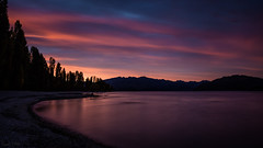 Last Light (Daniel.Peter) Tags: dpe3x sunset twilight lake longexposure