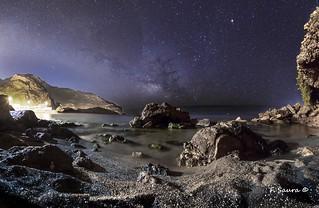 Nocturna Playa Portús