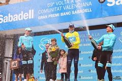 2018 Volta a la Comunitat Valenciana, Stage 5 (MaryCardenasPhotography) Tags: cycling cyclingshot cyclingshots cyclinglife cyclingphotos cyclingpics cyclisme cyclingportraits bicycle procycling roadcycling alejandro valverde movistarteam volta la comunitat valenciana spain spanje españa luis leon sanchez astana jakobfuglsang denmark dinamarca danmark