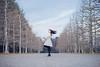 Invite spring (kenichiro_jpn) Tags: portrait dancer dance ポートレート winter 安藤瞳