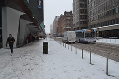 The beast hits Glasgow (7) (daniel0685) Tags: snow cold winter thebeastfromtheeast snowing snowday snowy glasgow scotland scottishwinter uk