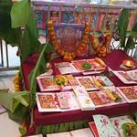 20171019 - Chopda poojan in Swaminarayan Mandir (5)