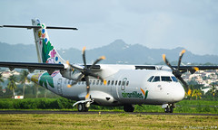 X-ray Delta (Maxime C-M ✈) Tags: airplane aviation airport caribbean martinique french island colors exotic tropical beautiful passion photography travel discover