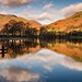 Everything at the Buttermere lake