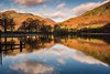 Everything at the Buttermere lake (Pastel Frames Photography) Tags: villajoyosa spain amazingsunset beach seascapephotography seaside clouds sky mediterranean travel photography magic palms canon5dmark3 canon1635mm