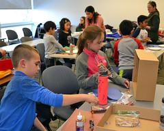College of DuPage Engineering Club Hosts STEM Learning Event for Homeschoolers 2018 13 (COD Newsroom) Tags: collegeofduipage cod engineering engineeringclub homeschool stem science technology math campus glenellyn illinois il berginstructionalcenter college communitycollege education highereducation biotechnology chemicalengineering computerscience robotics computer dupage dupagecounty