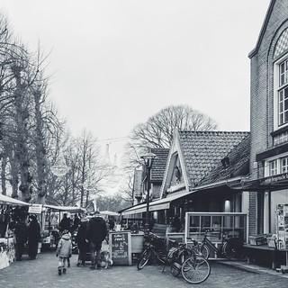 Saturday week market