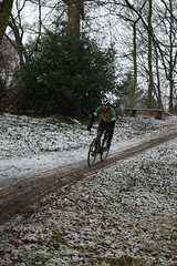 DSC_0038 (sdwilliams) Tags: cycling cyclocross cx misterton lutterworth leicestershire snow