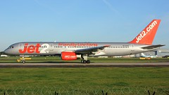 G-LSAG (AnDyMHoLdEn) Tags: jet2 757 egcc airport manchester manchesterairport 23l