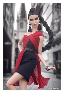 Fashion Royalty . Rayna . Natural Wonder