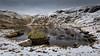 Scoat tarn (Ade G) Tags: landscape rocks seasons lakes mountains snow tarn winter