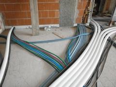 per appartamento fino a 5 km di tubazioni e cavi