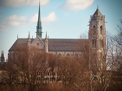 Sacred Heart Cathedral (fuzzy_foto) Tags: sacredheart cathedral nj olympus