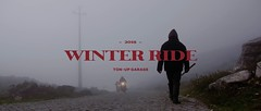 Winter Ride 2018 - 02 (Fabio MB) Tags: winter ride trip tonup café racer moto motorcycle cold mountain nature tracker bobber portugal road crew freedom escape